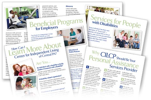 Disability Tip Sheets and Brochures