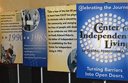 Center for Independent Living of Central PA - Timeline Thumbnail