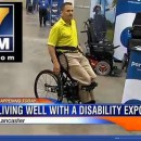 ABC27 WHTM Coverage Of The Living Well With A Disability 2013 Conference & Expo